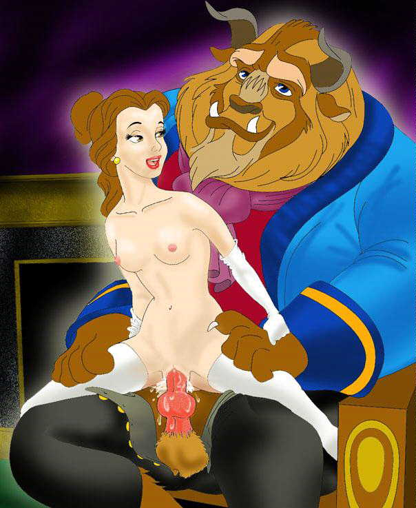 beauty triplets beast and the in Seven deadly sins melascula porn