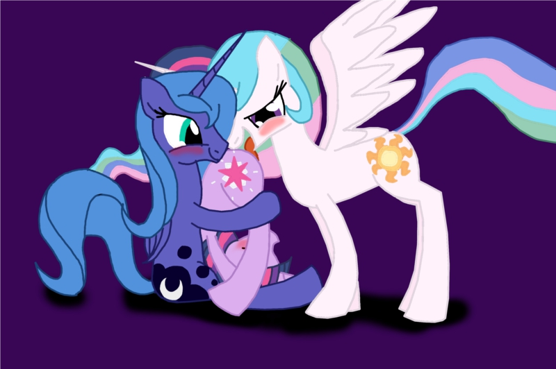 little princesa my pony luna Dipper and pacifica having sex