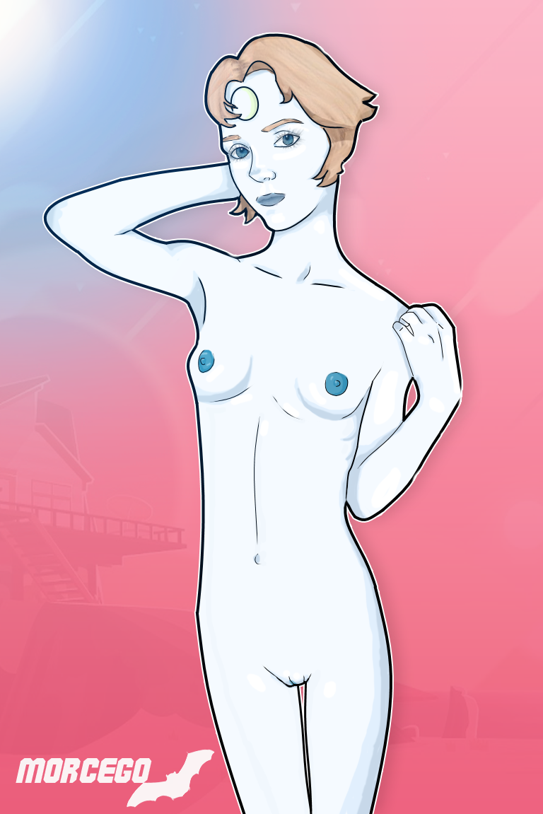 from naked pearl steven universe How old is trish una