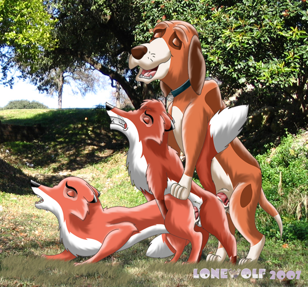 hound fox the chief the and Spike the land before time