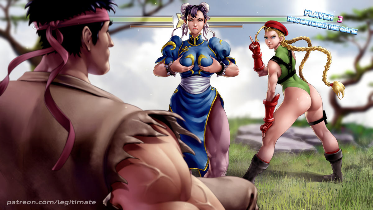 fighter porn cammy gif street One punch man sonic hentai