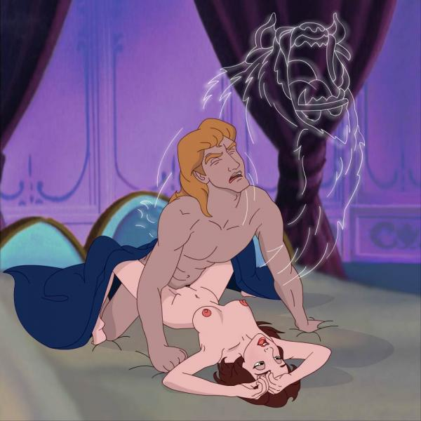 genderbend beauty beast and the Me me me video official anime