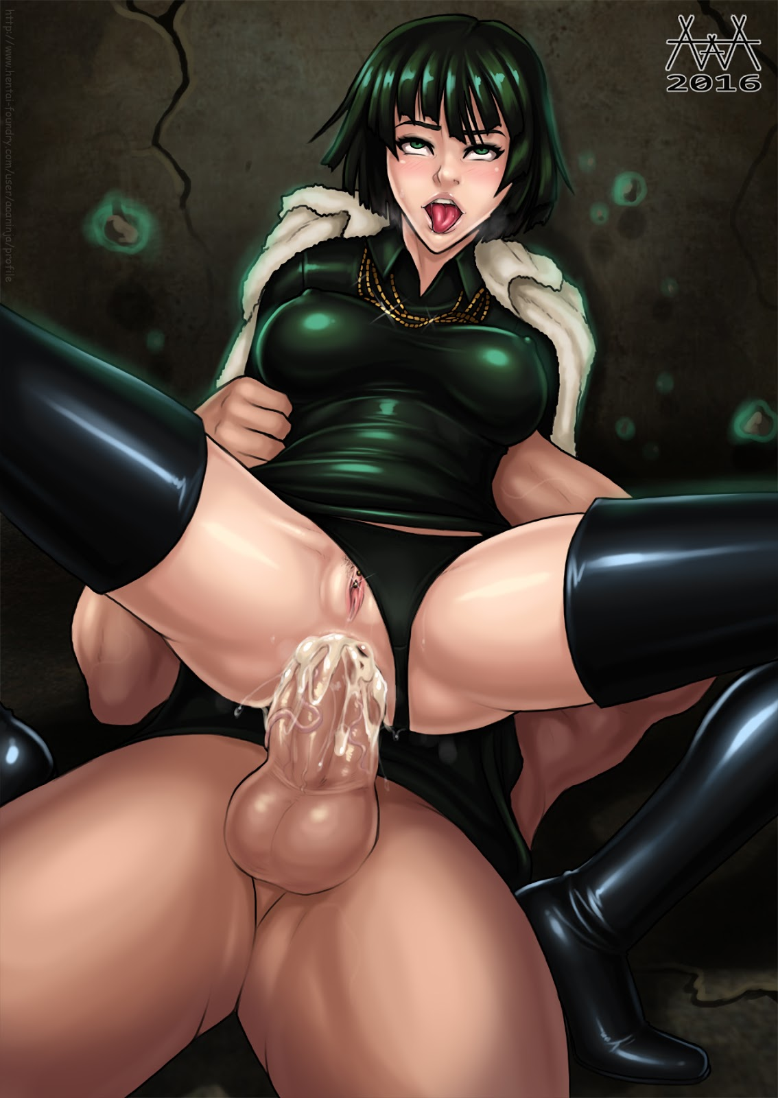 ass one punch man fubuki Miss kitty great mouse detective