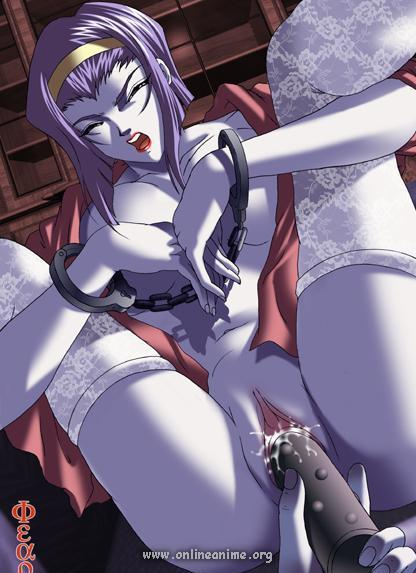 cowboy porn faye valentine bebop What are you gay gif