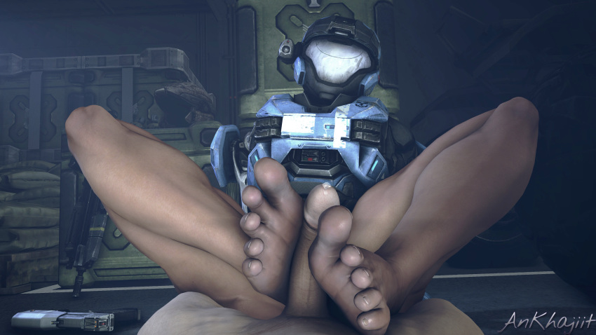 halo reach booty female spartan Raccooneggs we don't eat anymore
