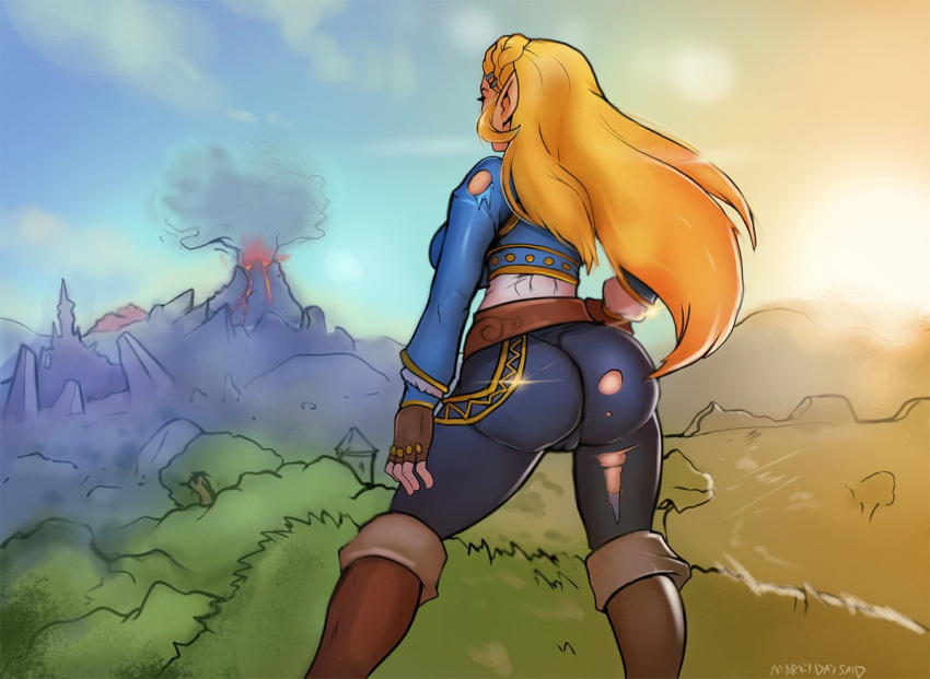 of the ass wild zelda breath King of dinosaurs king of fighters