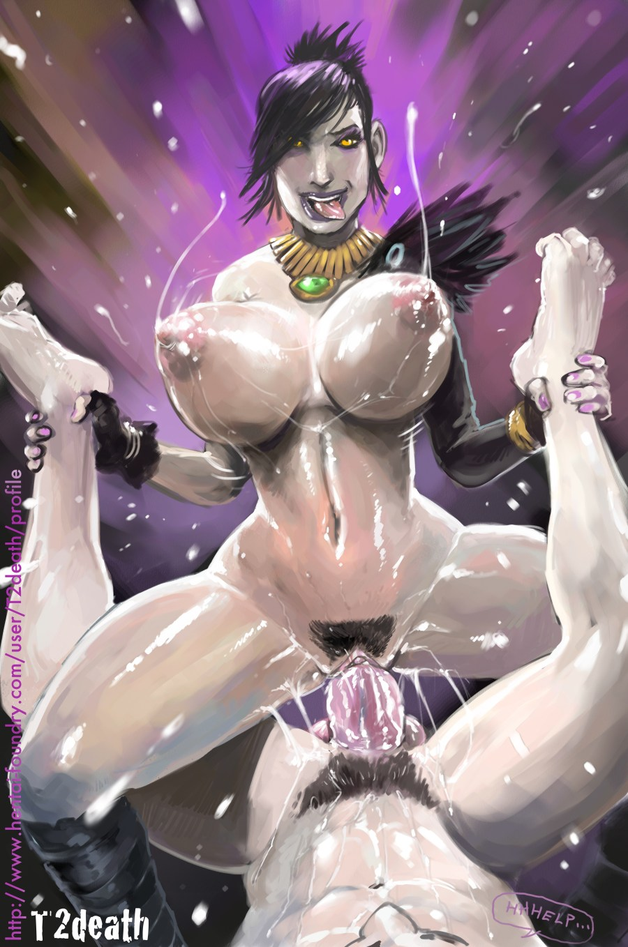 dragon hair inquisition black age Mangle x toy chica sex