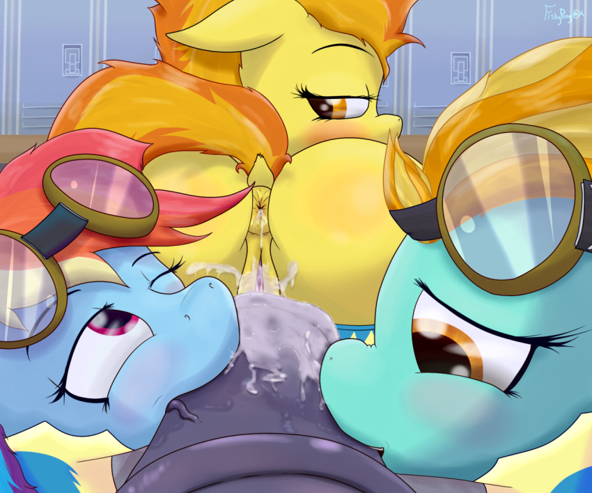 dash rainbow little of my pony pictures His coconut gun can fire in spurts