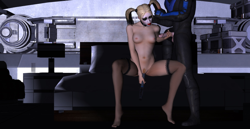x nightwing quinn porn harley How to get little devil teemo